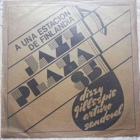 Dizzy Gillespie y Arturo Sandoval A Una Estacion de Finlandia Jazz Plaza 85