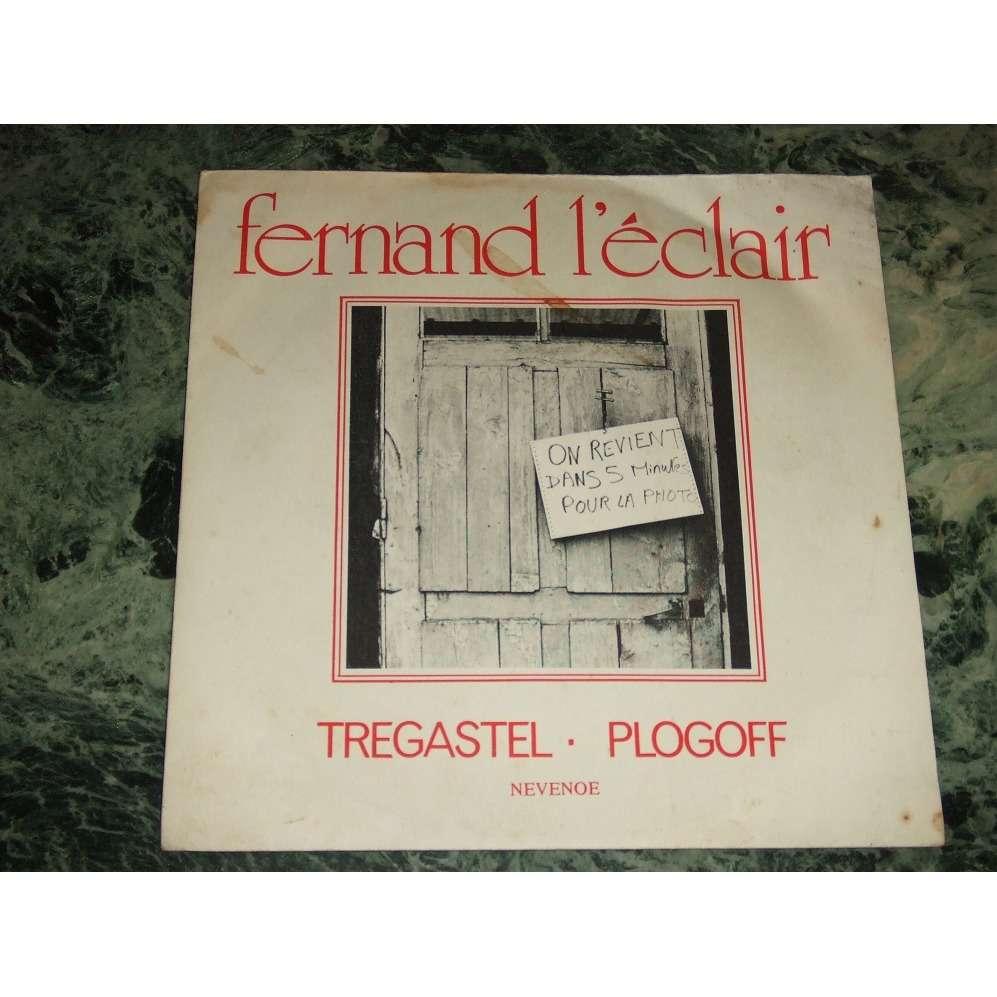 Fernand L'Eclair Tregastel / Plogoff