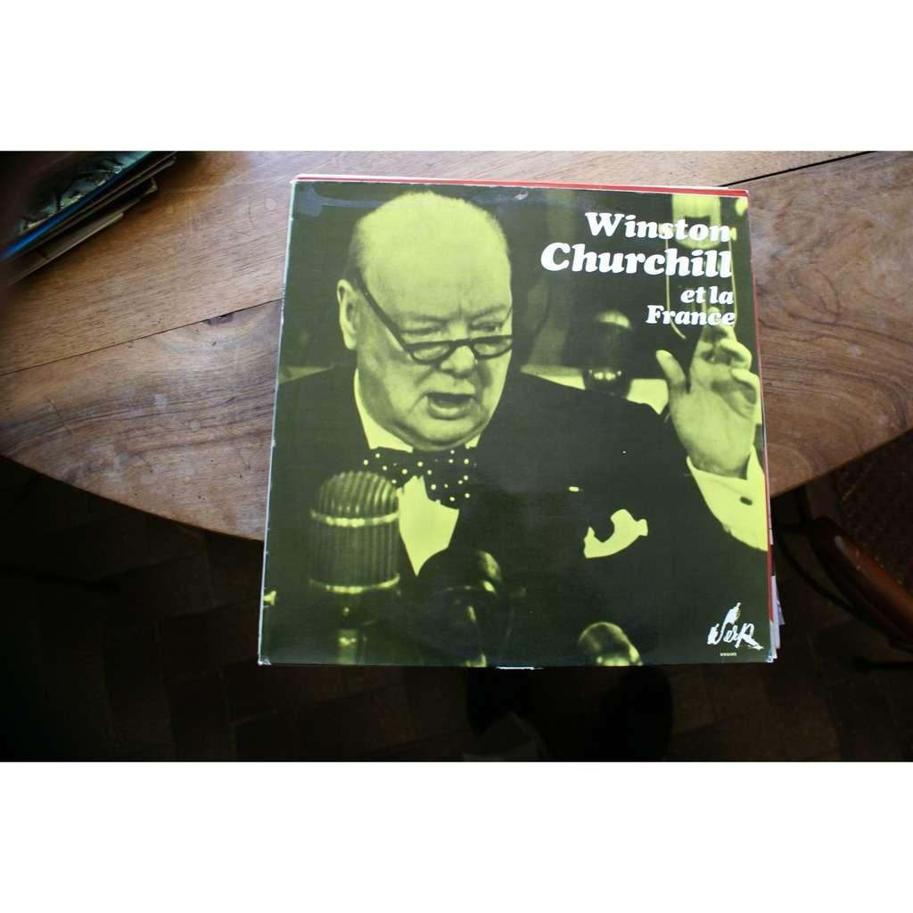 winston churchill et la france