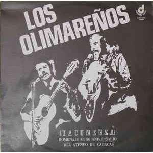 Los Olimareños ¡Yacumenza! - Homenaje Al 50 Aniversario Del Ateneo De Caracas