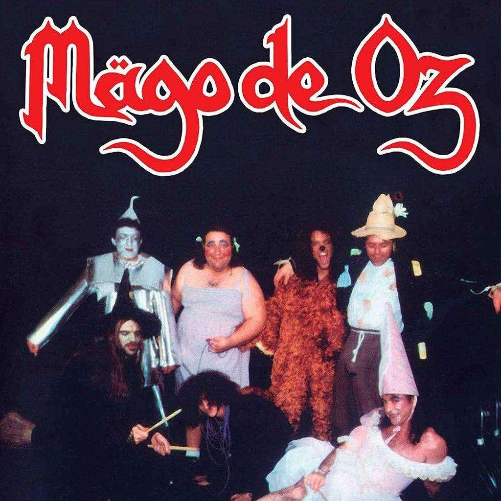 Mägo De Oz Mägo De Oz (lp + cd) Ltd Edit -Spain