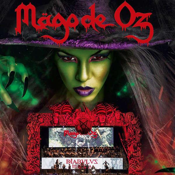Mägo De Oz Diabulus In Opera (3xlp + 2xcd + dvd) Ltd Edit -Spain