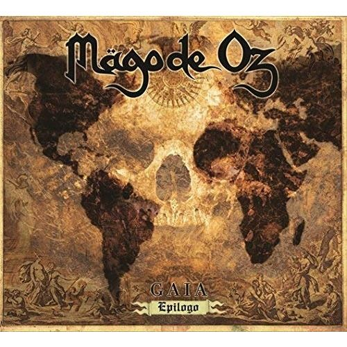 Mägo De Oz Gaia (Epílogo) (lp +cd) Ltd Edit -Spain