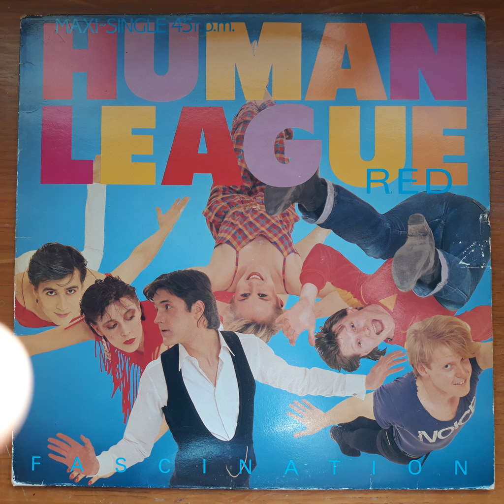 Human League (Keep Feeling) Fascination