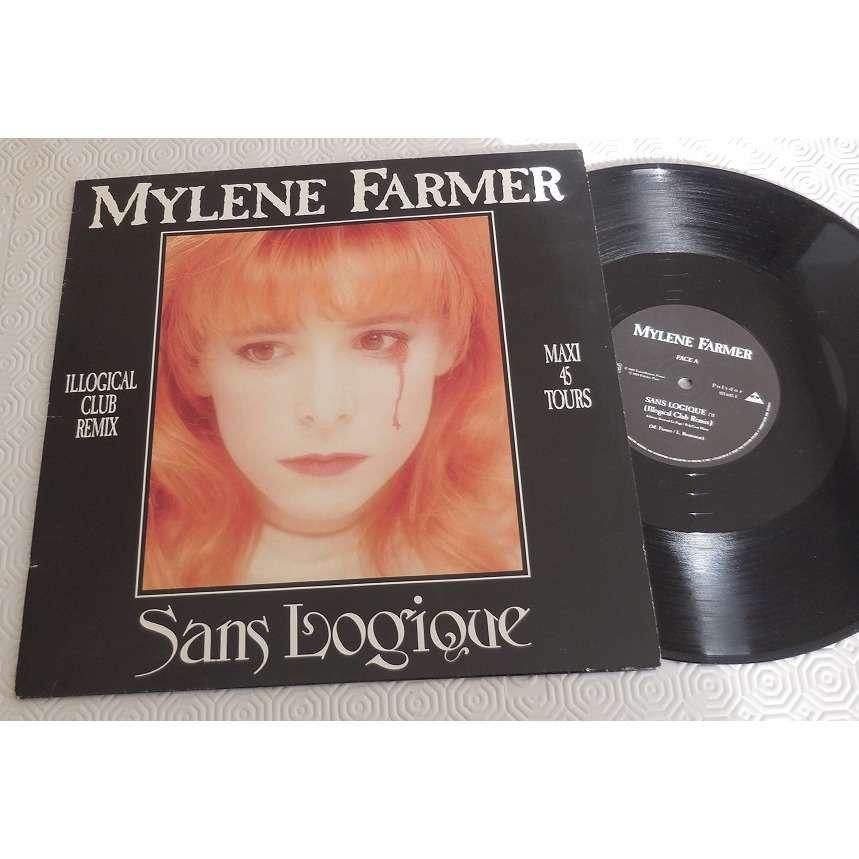 mylène farmer 12' SANS LOGIQUE