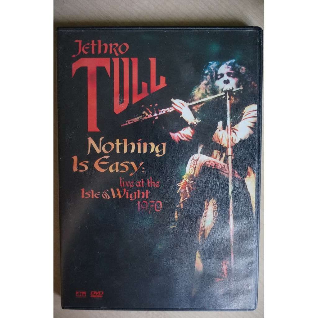 Jetro Tull Nothing is Easy - live at the Isle & Wight 1970