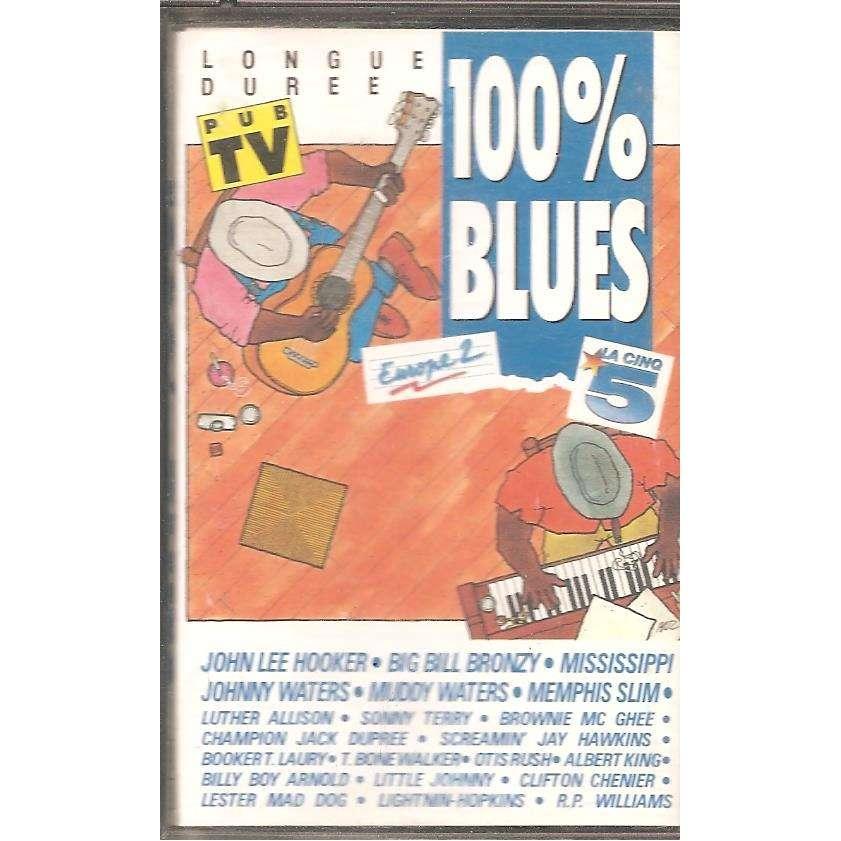 100% blues 100% blues