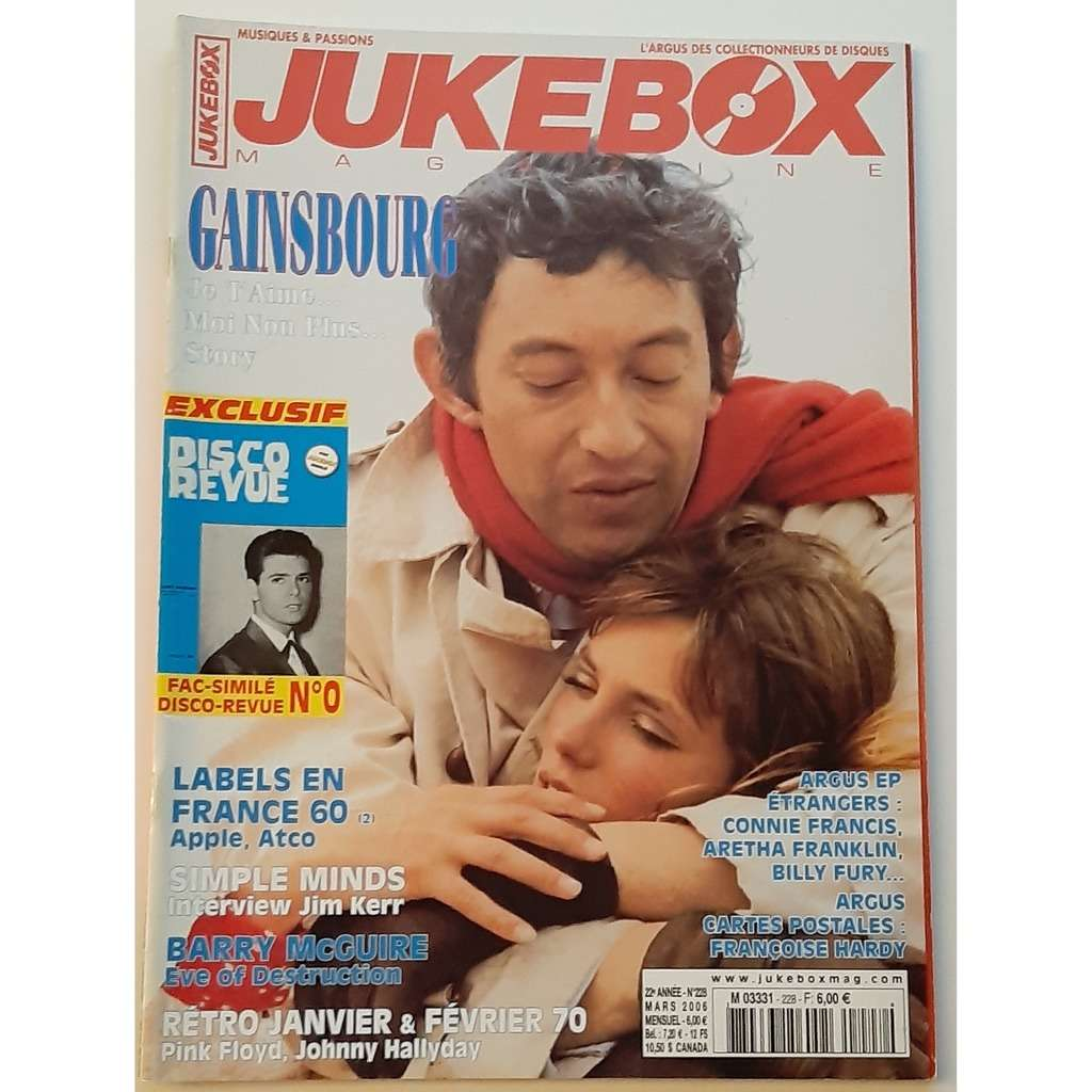 JUKEBOX MAGAZINE N° 228