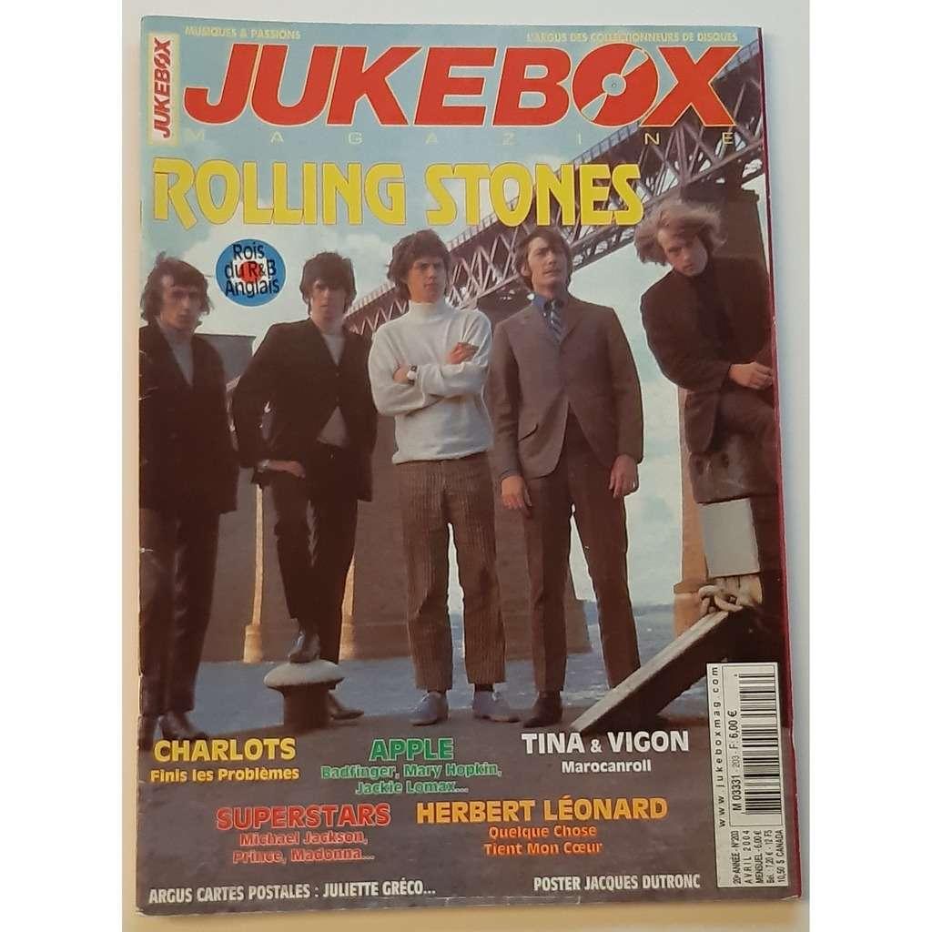 jukebox magazine n° 203