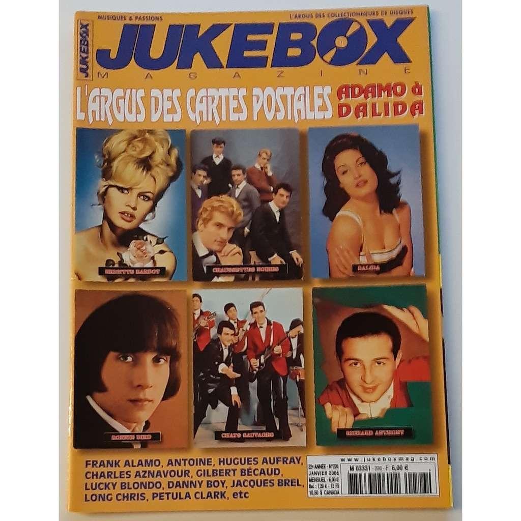 JUKEBOX MAGAZINE N°226