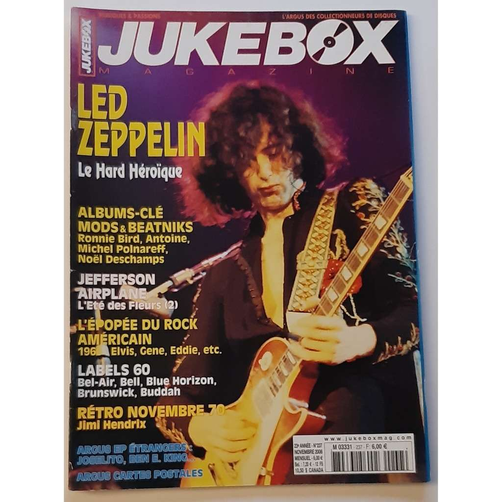 jukebox magazine n° 237
