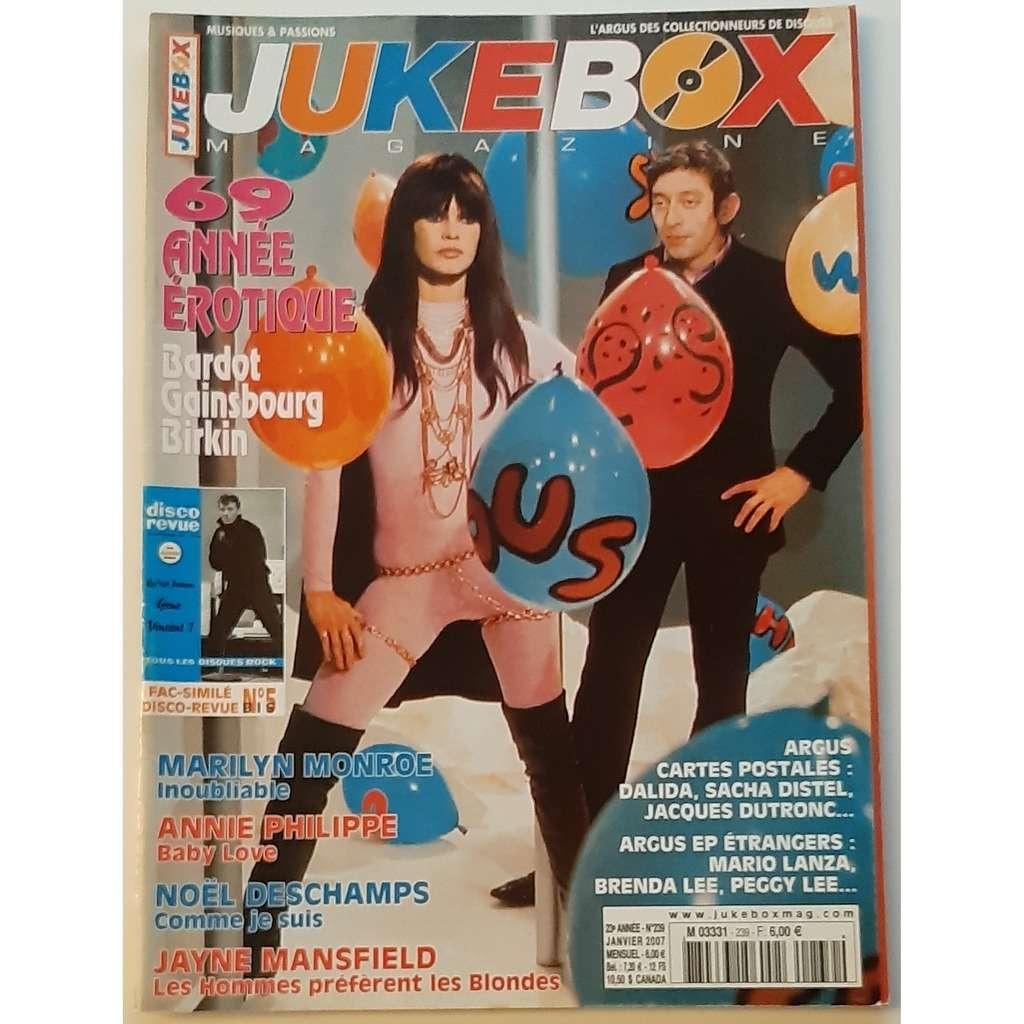 jukebox magazine n° 239
