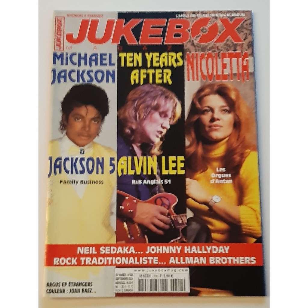 JUKEBOX MAGAZINE N° 208