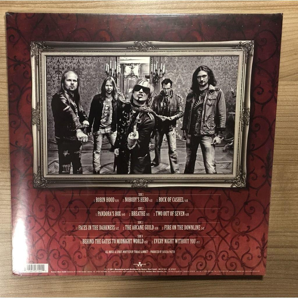 edguy Age Of The Joker, new & sealed, 180 gr