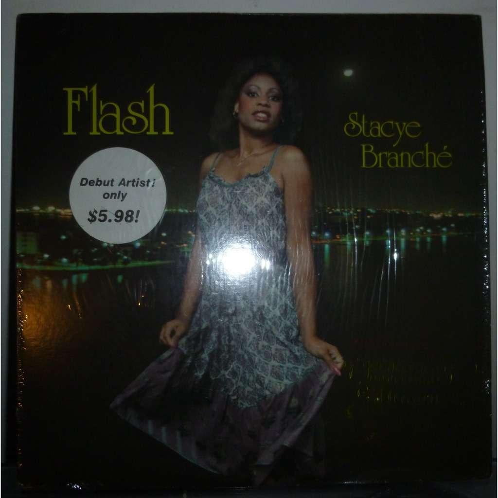 Stacye Branché flash