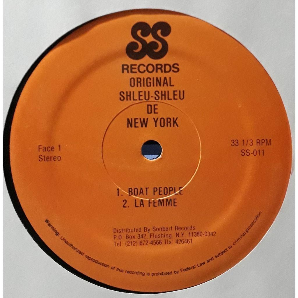 Original Shleu-Shleu Back To Stay
