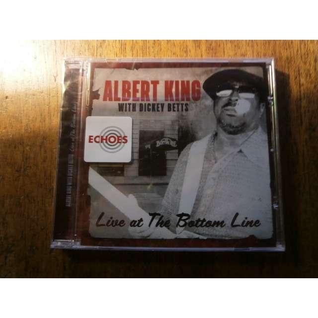 albert king / Dicky Betts Live at the bottom line