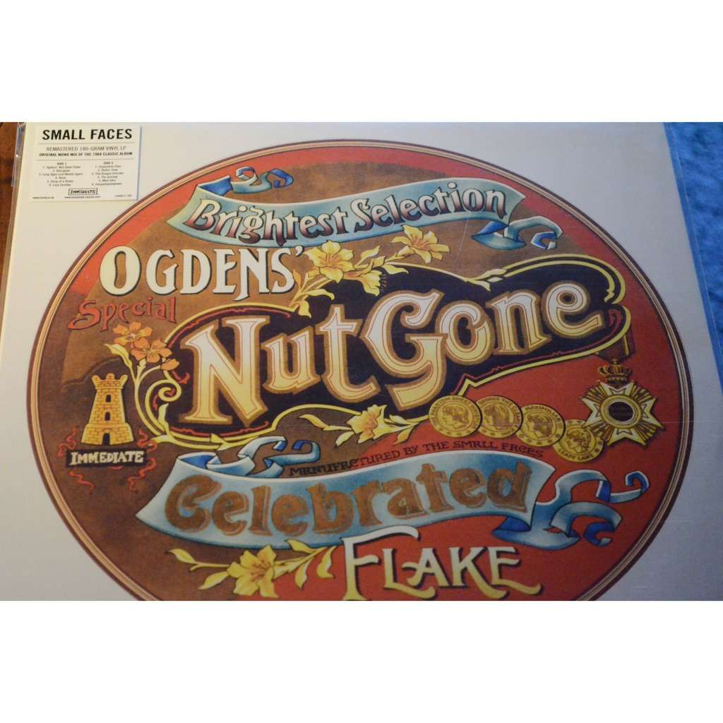 SMALL FACES OGDENS NUT GONE FLAKE