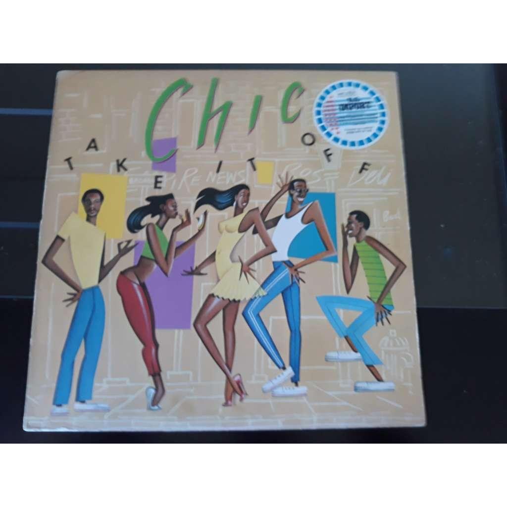 Chic - Take It Off (LP, Album) Chic - Take It Off (LP, Album)