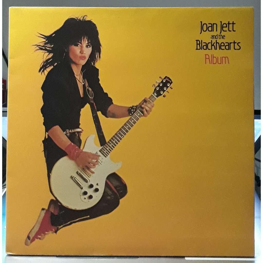 Joan Jett And The Blackhearts Album
