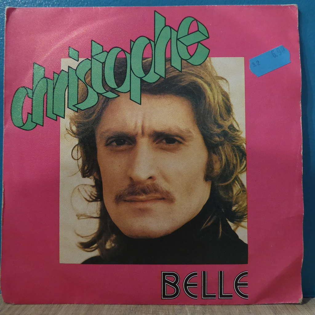 christophe Belle + Rock monsieur