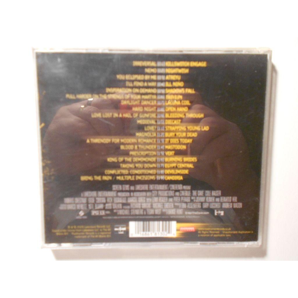 the cave soundtrack album
