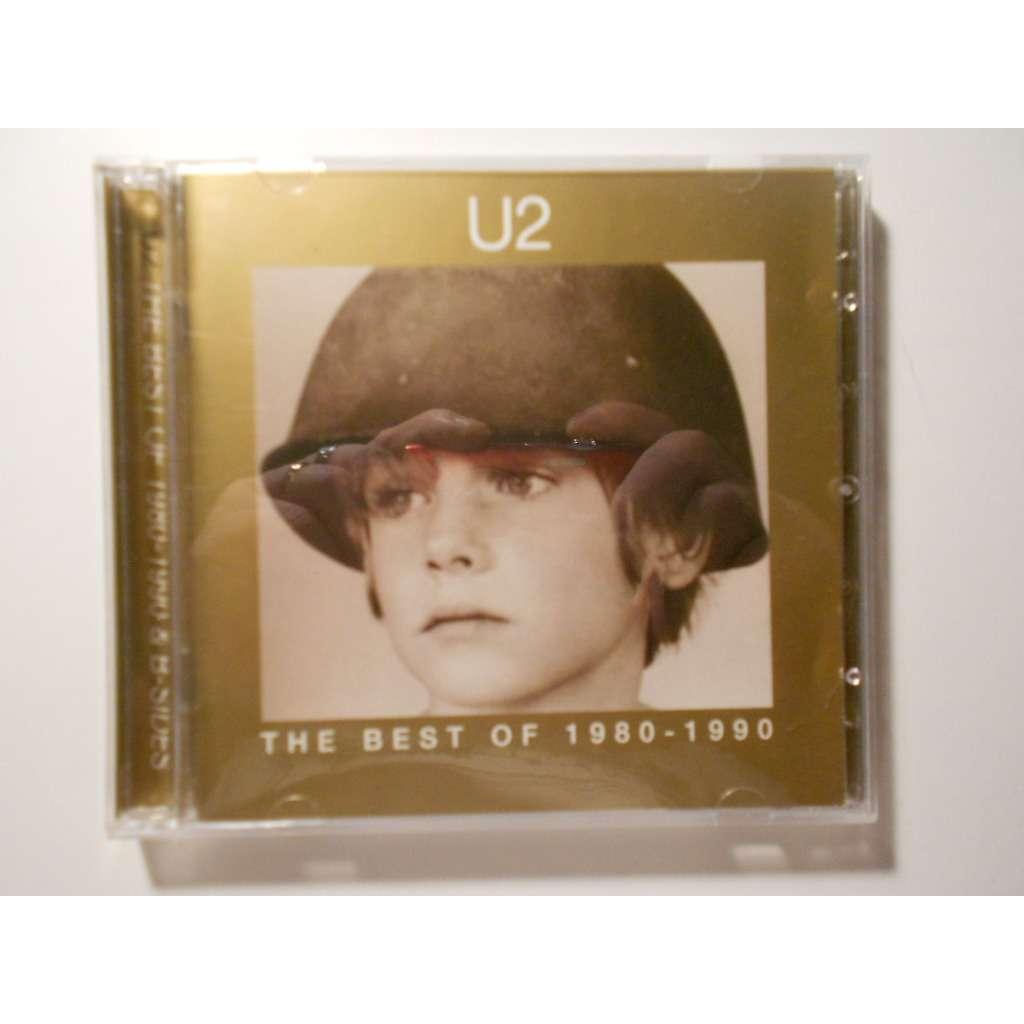 U2 the best of 1980 1990