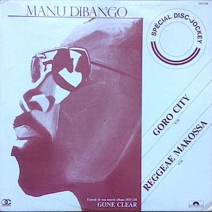 Manu Dibango Goro City / Reggae Makossa