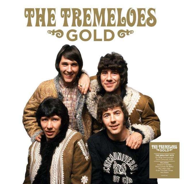 Tremeloes Gold Ltd Gold Vinyl LP
