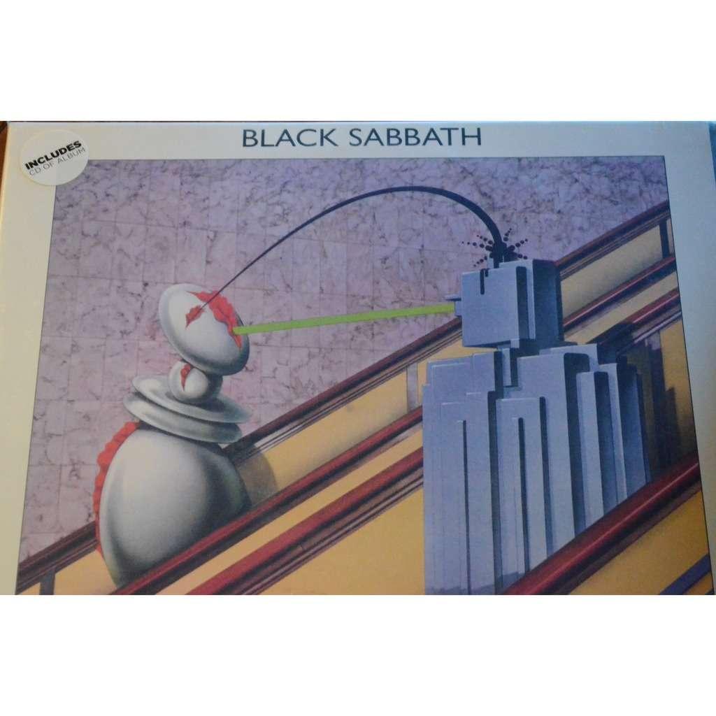 black sabbath technical ecstasy ( lp 180 gr + cd )