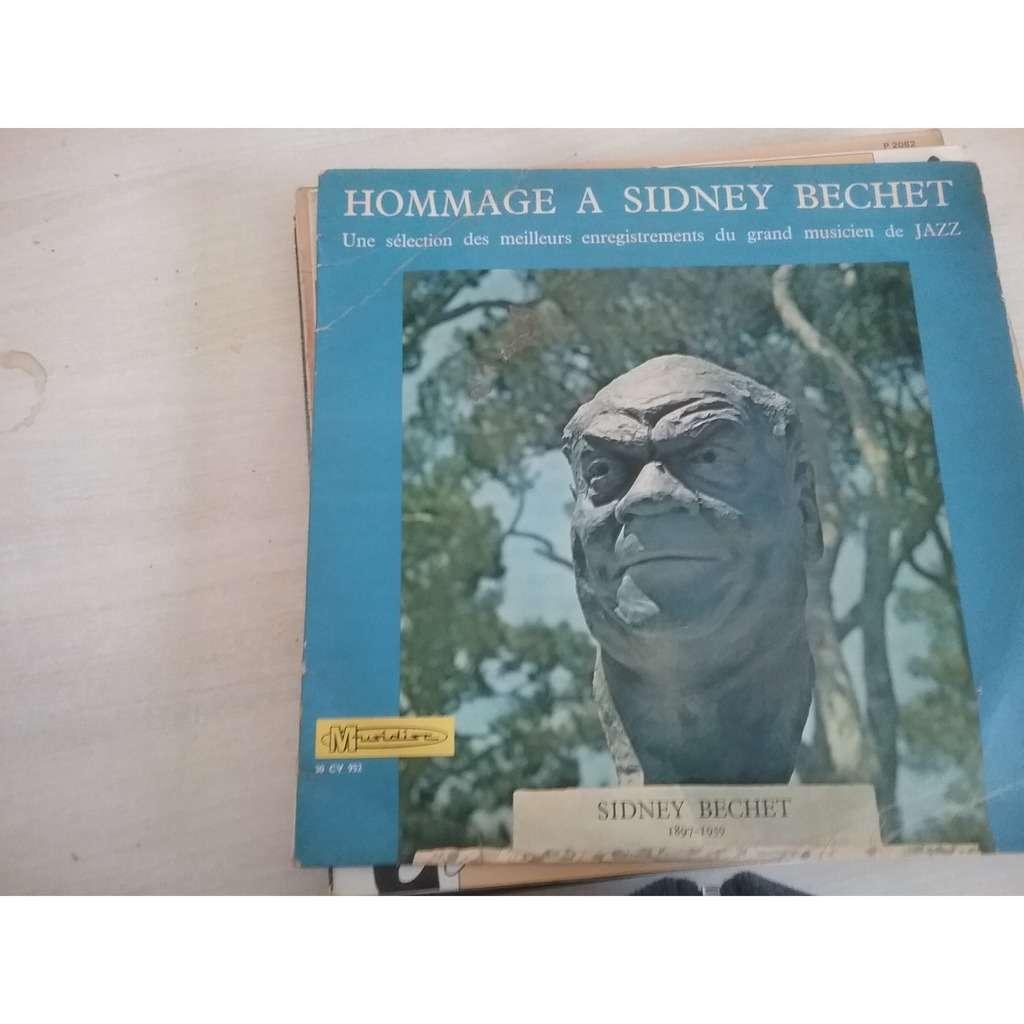 Bechet,sidney Hommage A Sidney Bechet