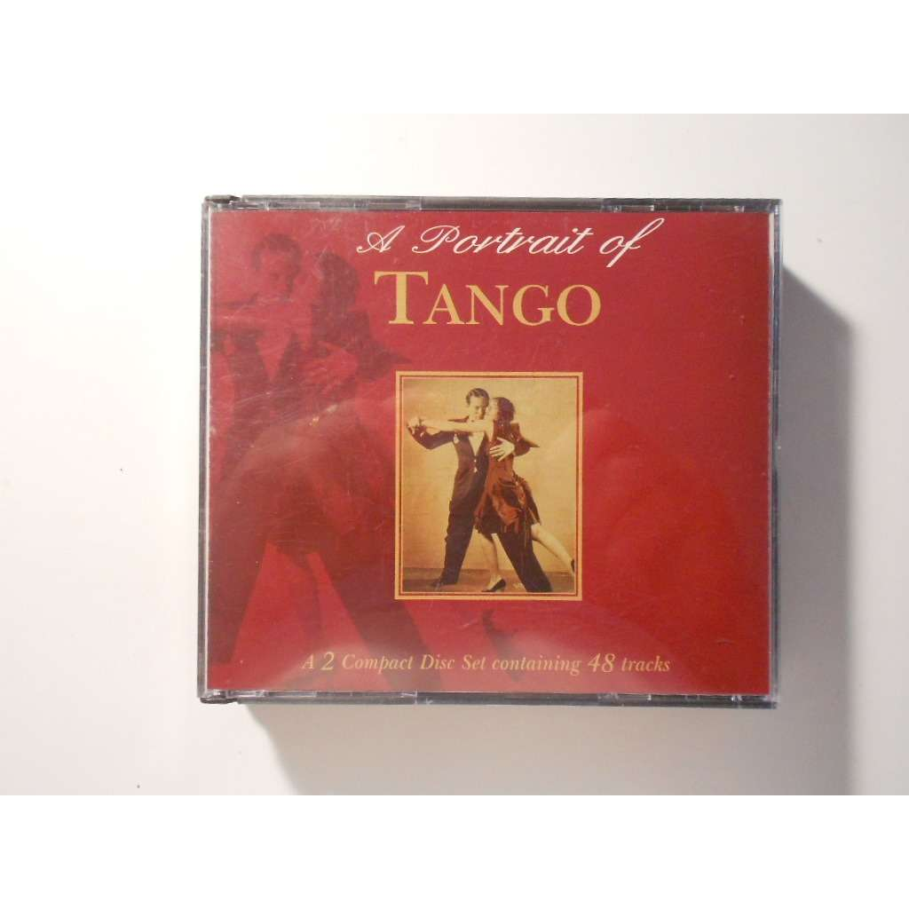 tango a portrait of a 2 compact disc set containing 45 tracks