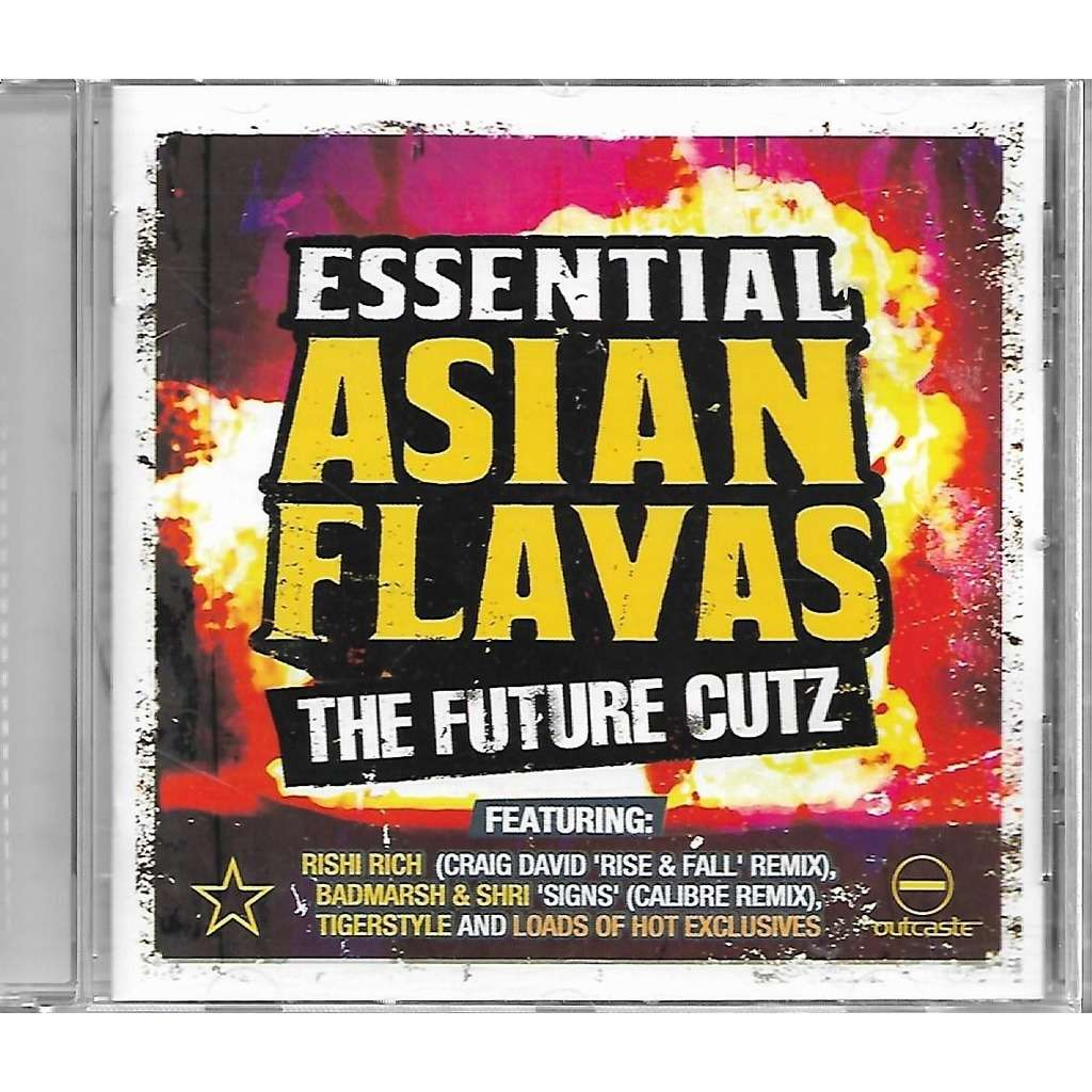 VARIOUS Essential Asian Flavas The Future Cutz