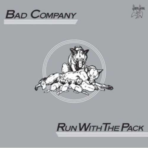Bad Company Run With The Pack - 2 Cds