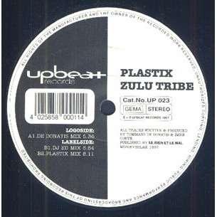 Plastix II Zulu Tribe