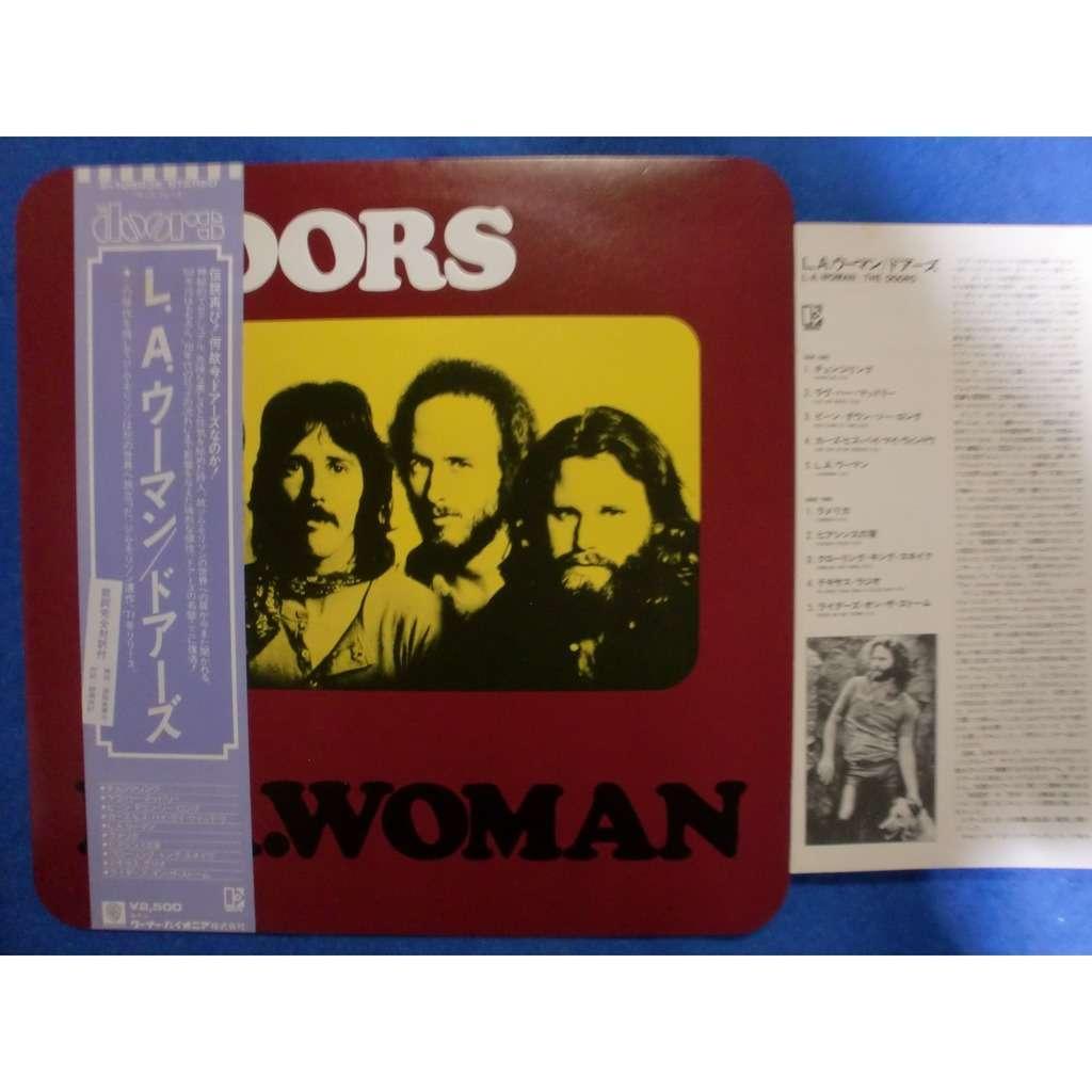 doors L. A.. ウーマン L. A. woman