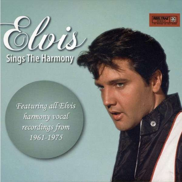 elvis presley 001 CD digipack songs the harmony 27 outtakes