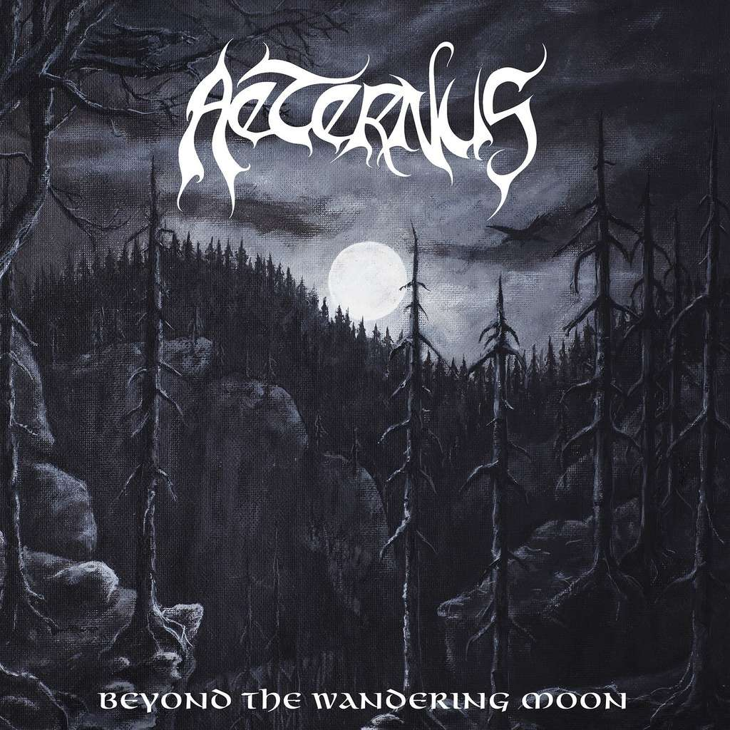 AETERNUS Beyond the Wandering Moon. Black Vinyl
