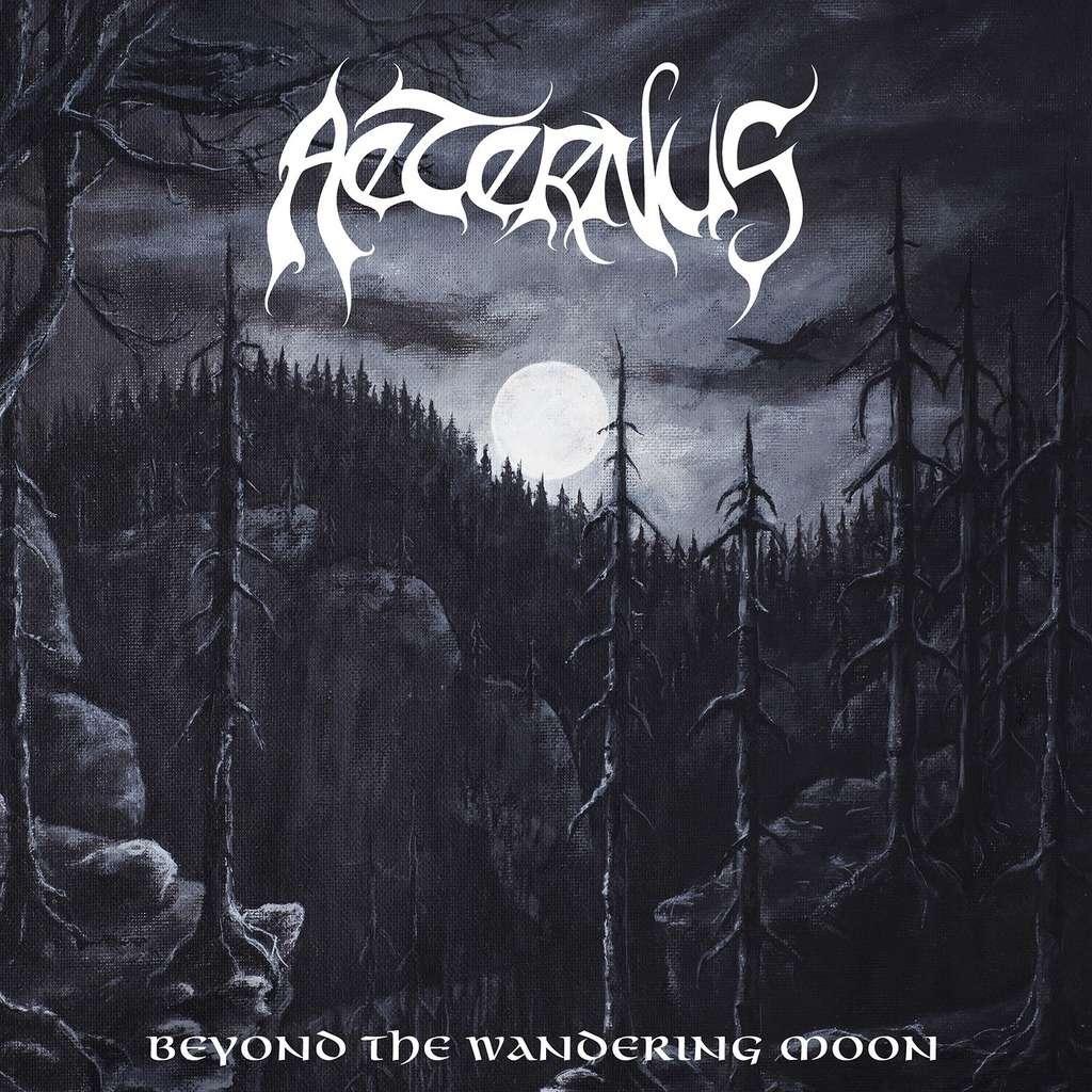 AETERNUS Beyond the Wandering Moon. Green Vinyl