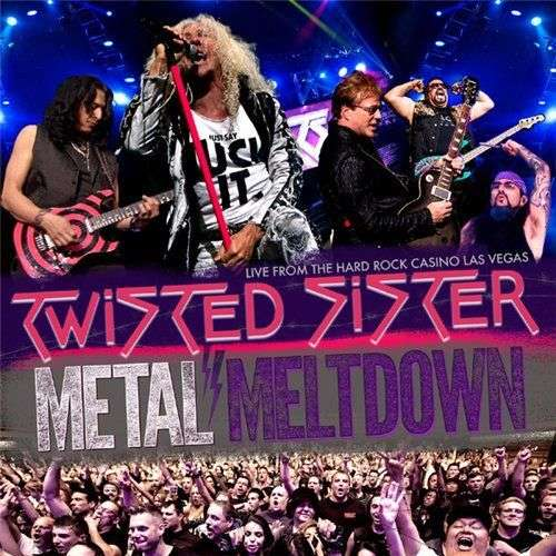 Twisted Sister Live From The Hard Rock Casino Las Vegas