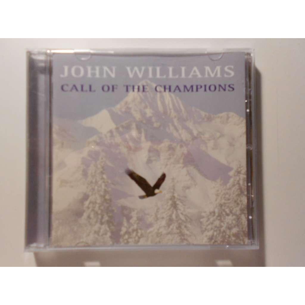 john williams call of the champions