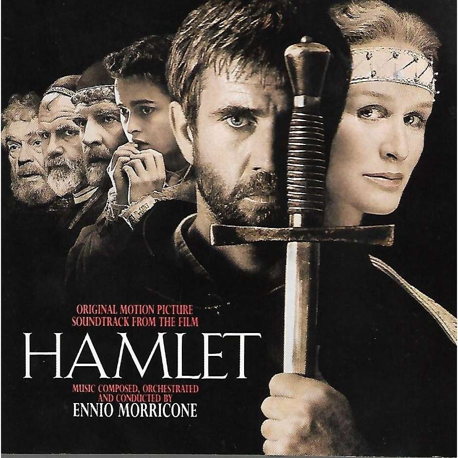 Ennio Morricone Hamlet (Original Motion Picture Soundtrack From The Film)