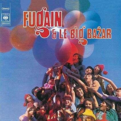 Michel Fugain Et Le Big Bazar Michel Fugain Et Le Big Bazar - attention mesdames et messieurs (gatefold)