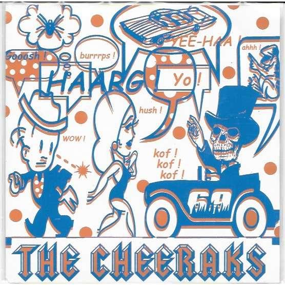 The Cheeraks miss bretzel + 3