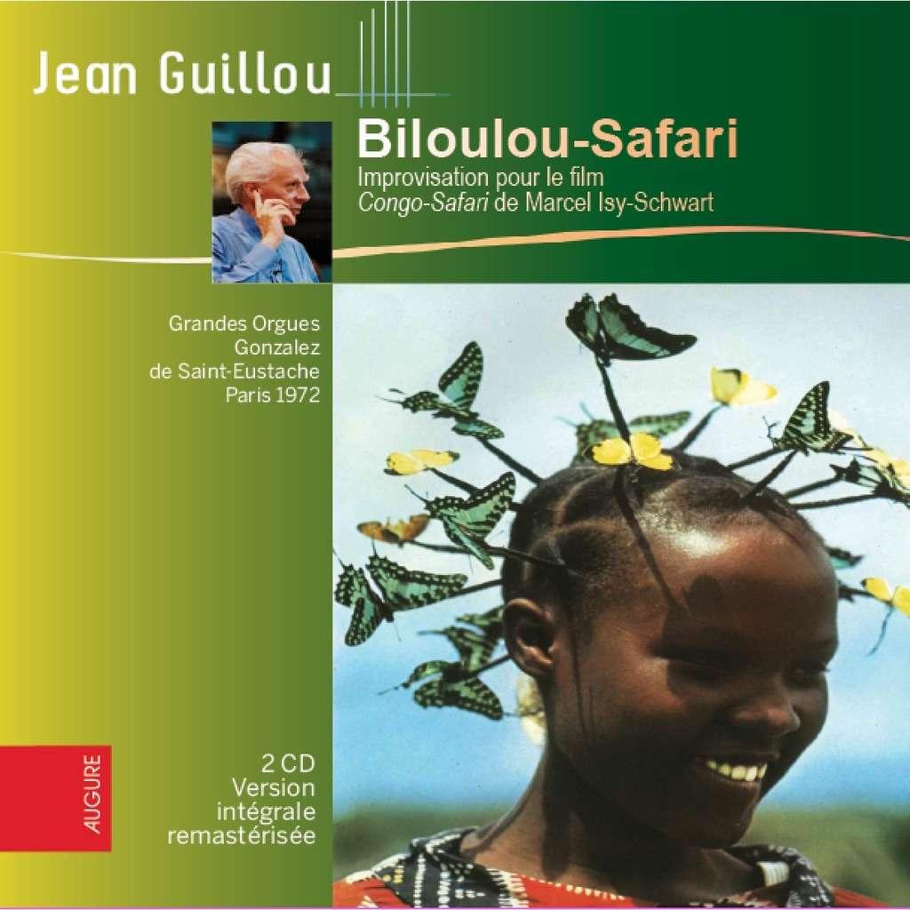 jean guillou Biloulou-Safari
