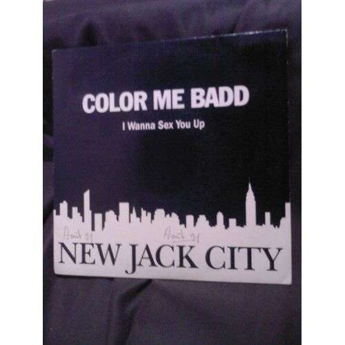 Color Me Badd I Wanna Sex You Up-new jack city