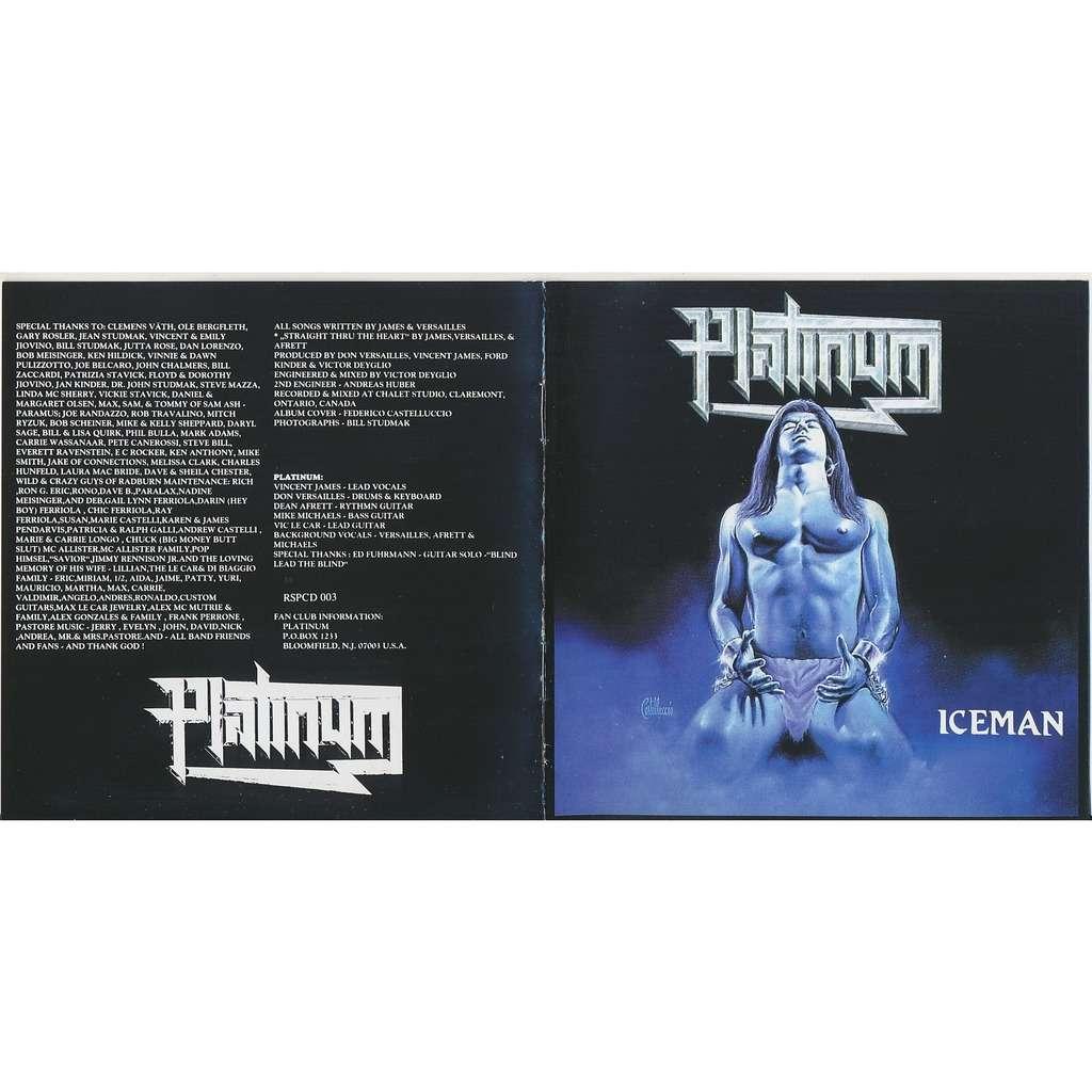 Platinum Iceman 1990