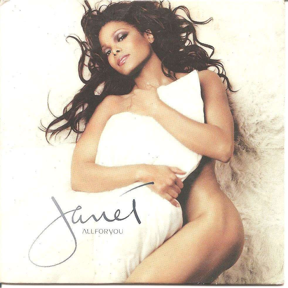 Janet Jackson All For You - 2 versions