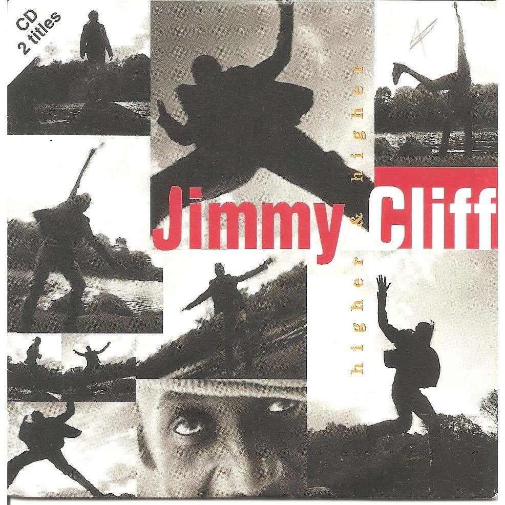 CLIFF JIMMY HIGHER & HIGHER 2 VERSIONS