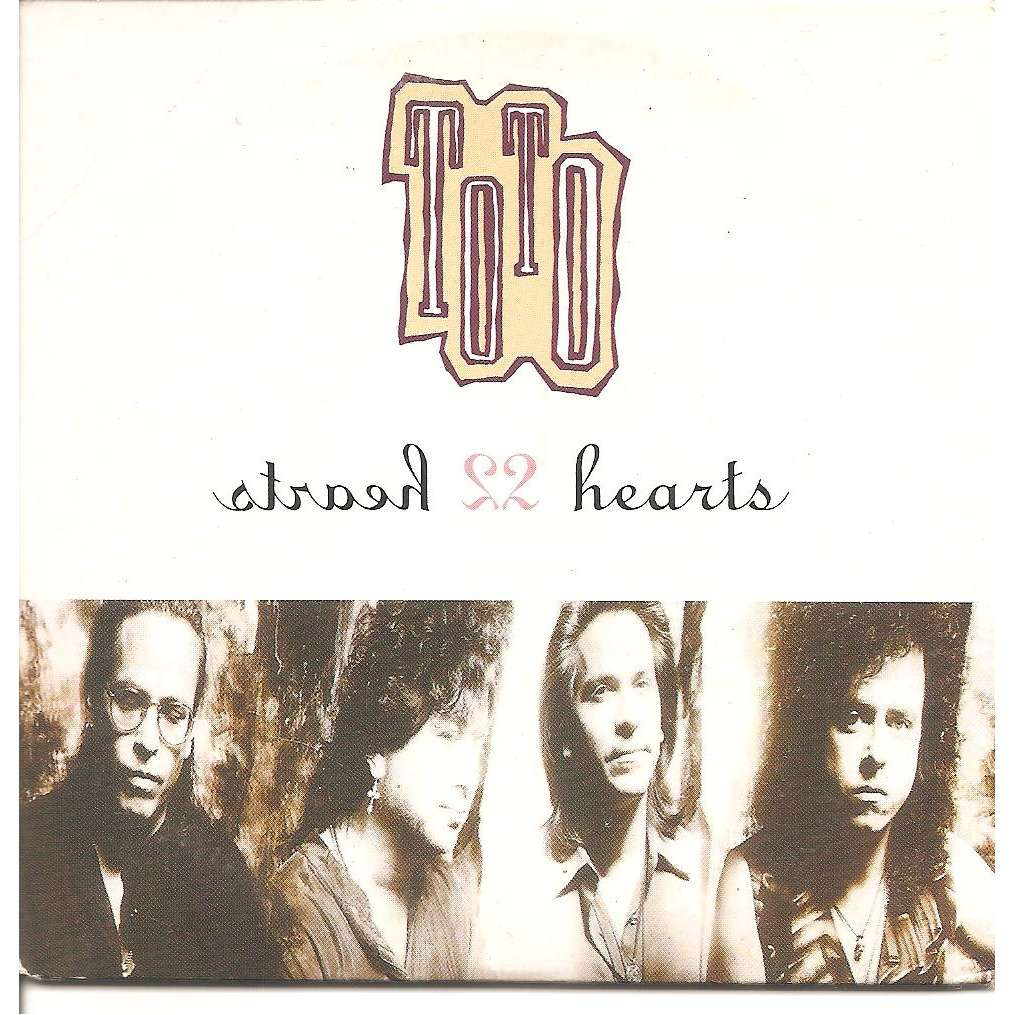 TOTO 2 hearts / how many times